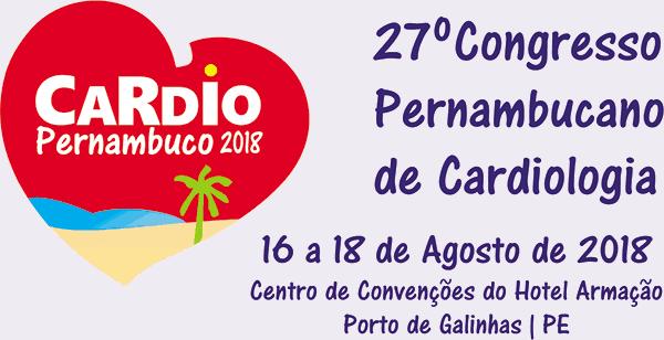 27º Congresso Pernambucano de Cardiologia acontecerá este mês