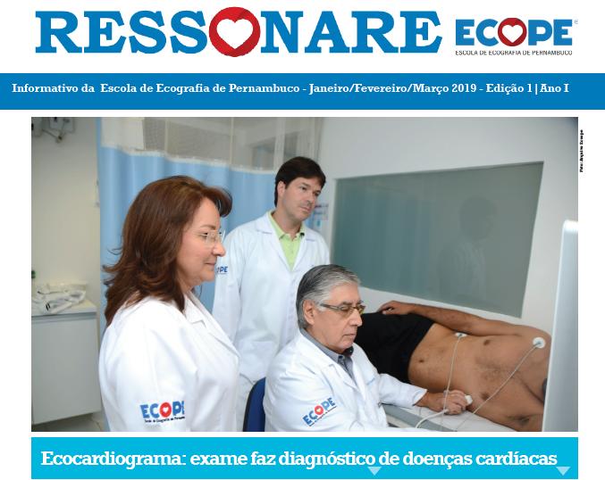 Saiu a 1ª Edição do Jornal da Ecope!