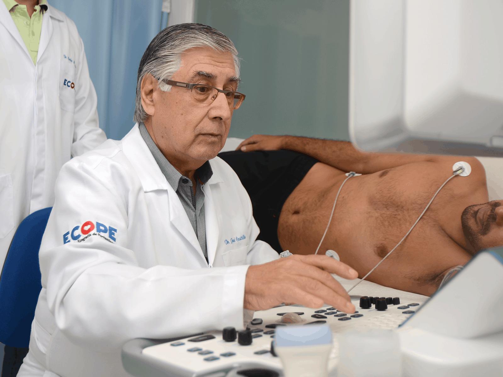 Artigo sobre os Aspectos Ecocardiográficos da Estenose Aórtica, por Dr. José Castillo