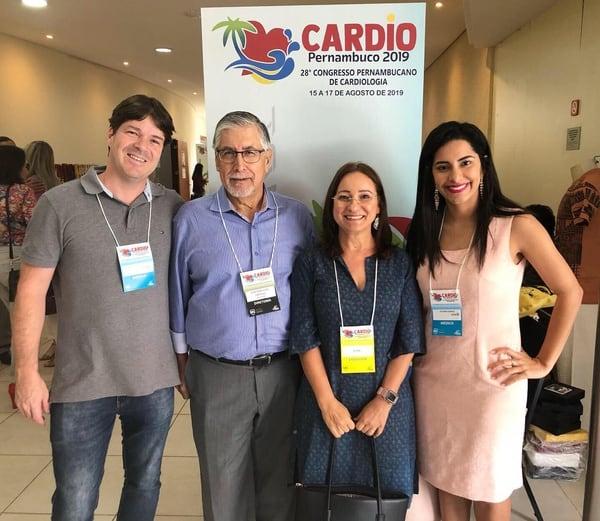Ecope e Treinamed marcam presença no Cardio Pernambuco