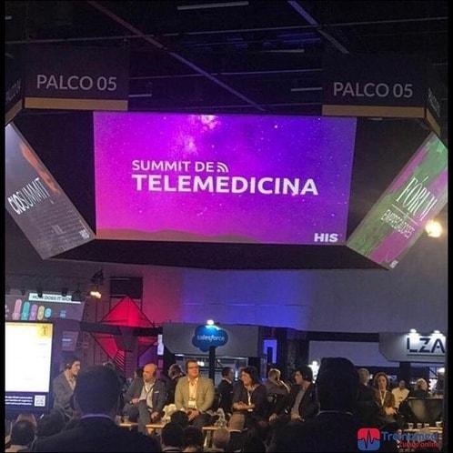 Equipe Treinamed vai à Healthcare Innovation Show 2019