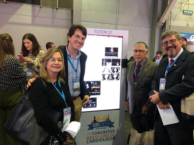 Ecope tem participação especial no Congresso Brasileiro de Cardiologia