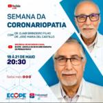 Terceira semana da Jornada de Atualização Ecocardiográfica terá Coronariopatia como tema